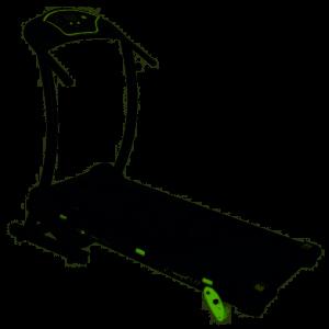 esteira ergométrica para locação no RJ